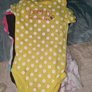 Baby clothes. Girl 3 to 6 months bundle of 8piece